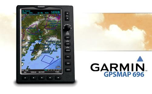 Garmin Gpsmap 696 From Aircraft Spruce Europe