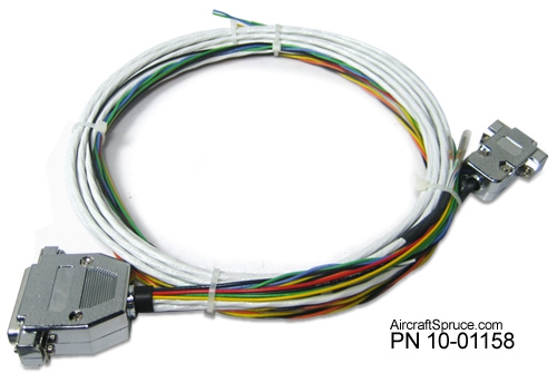 Dynon Efis Wiring Harness D180  D100  D60  D10a  D6 From Aircraft Spruce Europe
