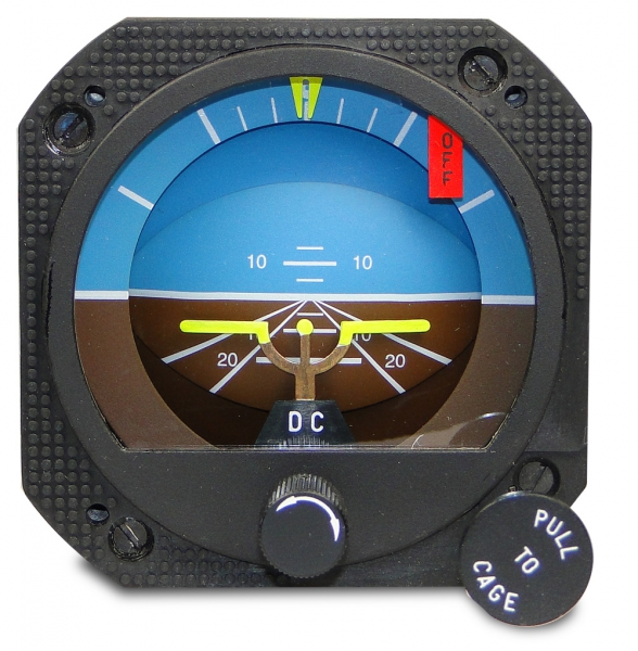 Falcon GH02E-3 Gauge Electrical 14V Attitude Gyro from ...