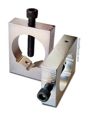 Кондуктор для сверления отверстий в трубе