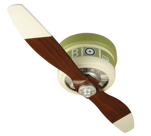 WARBIRD CEILING FAN WB242SC from Aircraft Spruce Europe