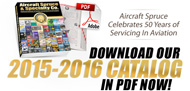 Aircraft Spruce Catalog 2014-2015